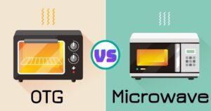 Difference Between Microwave vs OTG Oven – What is Better?